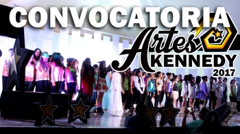 Convocatoria Artes Kennedy 2017