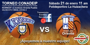 Kennedy vs Instituto Oriente de Puebla